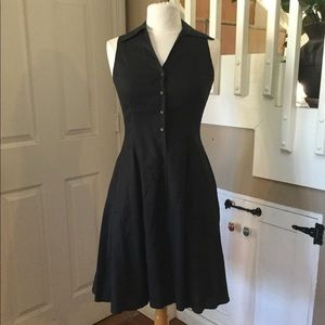 Jones New York Linen Dress